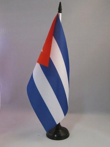 AZ FLAG Bandera de Mesa de Cuba 21x14cm - BANDERINA de DESPACHO ...