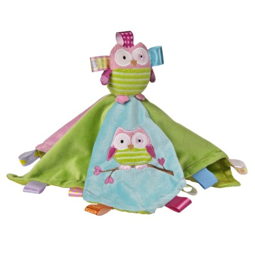 Taggies Oodles Owl Character Blanket -
