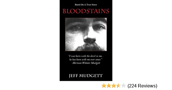 Bloodstains Kindle Edition By Jeff Mudgett Mystery Thriller
