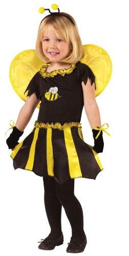 [Sweetheart Bee Toddler Costume - Toddler Large] (Sweetheart Bee Toddler Costumes)