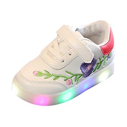 Zapatillas de Deporte con Luces Nueva moda para Niños Niñas ...