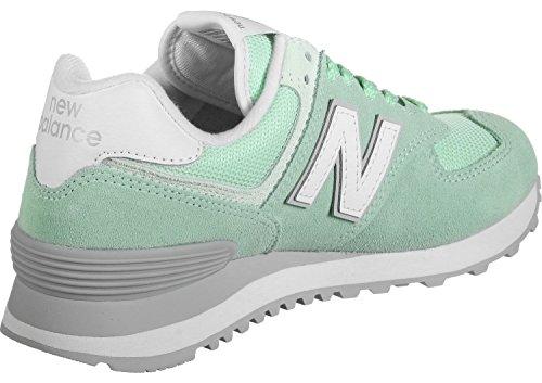 Donna Celadon New Sneaker 574v2 Balance twfq0v