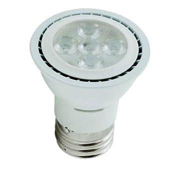 ecosmart 35w equivelant bright white 3000k par16 led flood light bulb