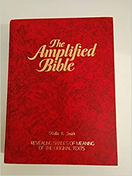 The Amplified Bible - Giant Print: The Lockman Foundation