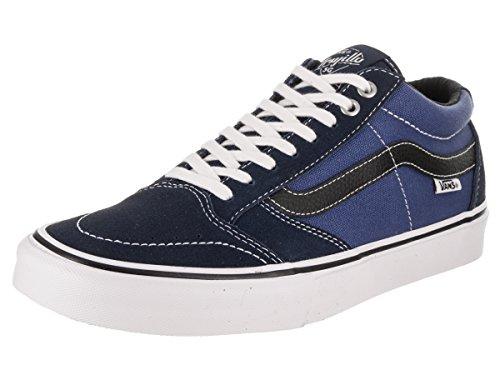 Vans Mens Tnt Sg Skate Shoe Dress Blues / Stv Navy / Nero