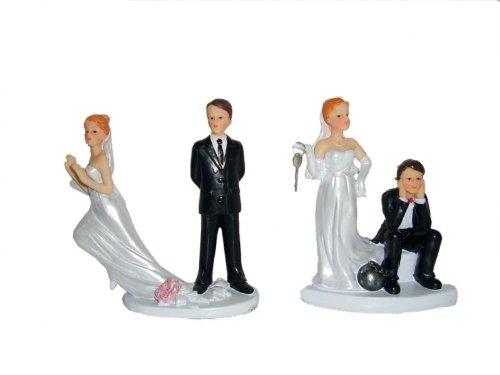 Lustige Und Ausgefallene Tortenfiguren Zur Hochzeit Silberhochzeit