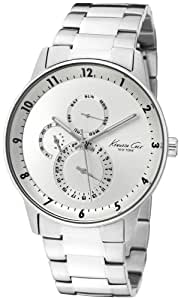 Kenneth Cole New York Multifunction Silver Dial Men's watch #KC9073