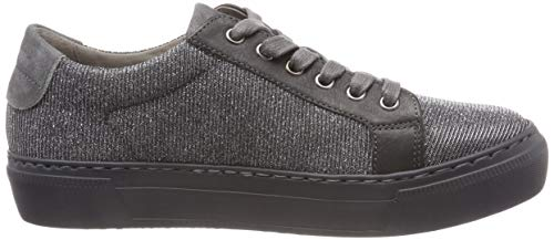 Femme Sneakers Gabor argento 69 Casual Shoes Basses Gris Kombi xEEHIUq