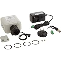 GeoVision GV-BX1500-3V 1.3MP Super Low Lux WDR Box Camera with 2.8-12mm Lens