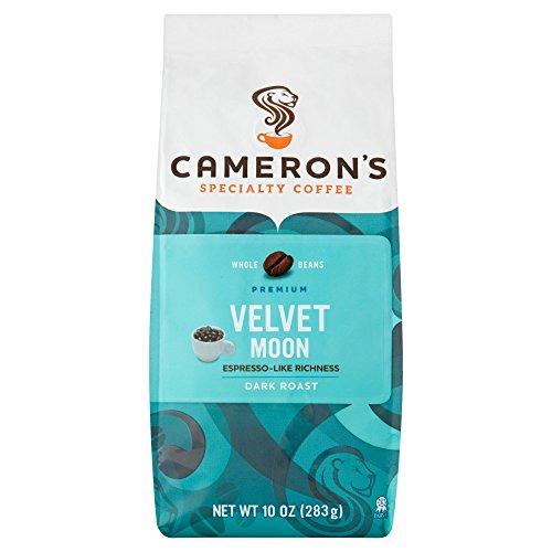 Cameron's Specialty Coffee Velvet Moon Whole Bean, 10