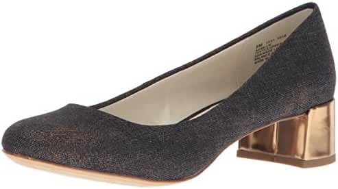 Anne Klein Women's Hallie Fabric Pump
