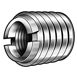Thread Insert, M10x1.25, 33/64L, Pk10