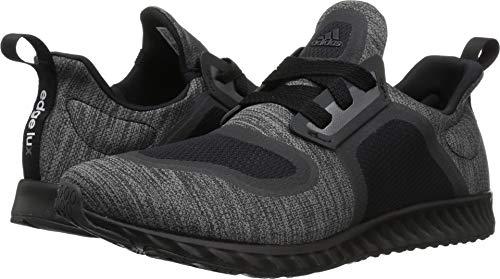 adidas Women's Edge Lux Clima Running Shoe, Black/Carbon/White, 5 M US