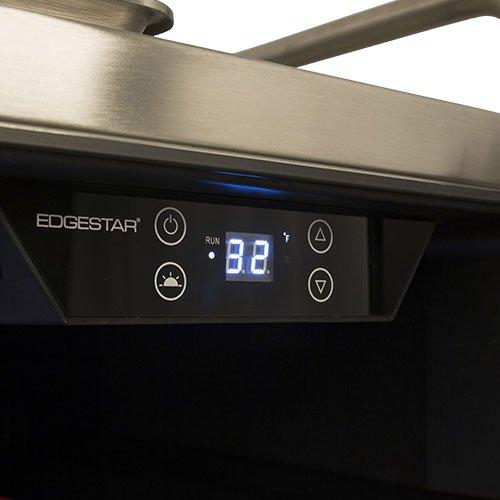 Amazon.com: EdgeStar Full Size Built-In Kegerator - Black and ...