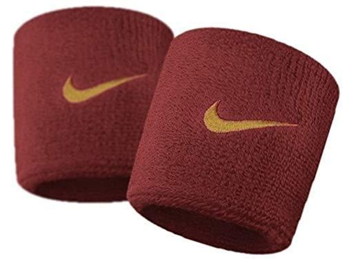 Nike Swoosh Wristbands Red/Orange