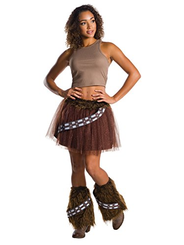 Rubie's Adult Star Wars Chewbacca Costume Tutu Skirt]()