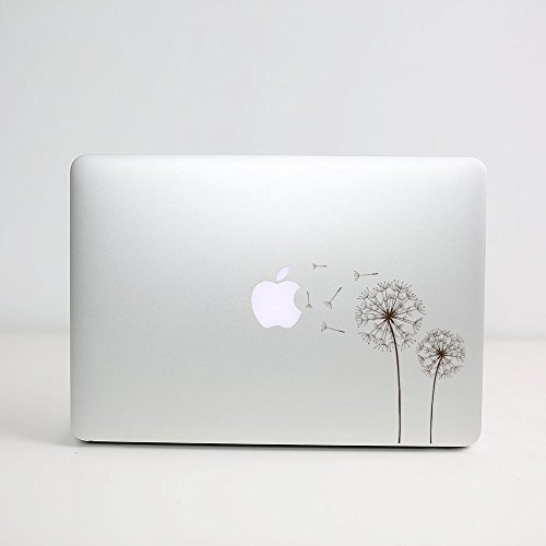 f915745319020 We Analyzed 453 Reviews To Find THE BEST Dandelion Decal Macbook
