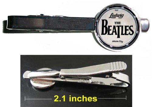 Beatles Ludwig Clasp Slide Silver product image