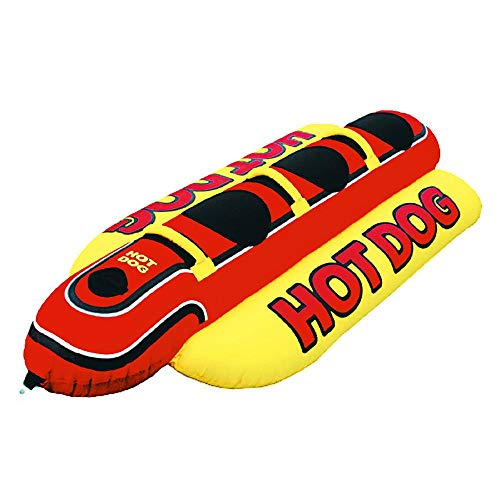 - Airhead Hot Dog 3-Person Towable Tube