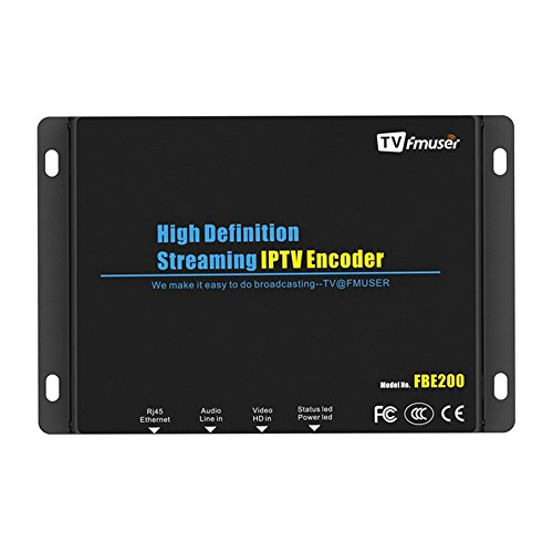 FMUSER H.264 Live HDMI Video Encoder, Full 1080p RTMP IPTV Encoder, Live Stream Broadcast on Facebook Youtube Ustream Wowza Streaming Platforms by fmuser (Image #8)
