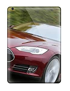 New Style Case Cover Tesla Model S 15 Compatible With Ipad Air Protection Case