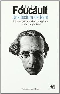 Una lectura de Kant par Foucault