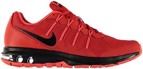 Nike Air MAX Dynasty Zapatillas de Running para Hombre Rojo/Negro Fitness Zapatillas Zapatillas, Rojo/Negro: Amazon.es: Deportes y aire libre