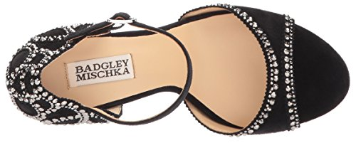Badgley Mischka Kvinders Kelly Ii Hæle Sandal Sort pkz4MC
