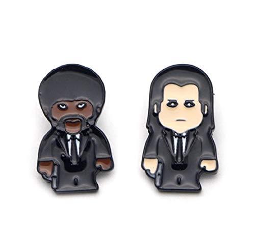 Pulp Fiction John Travolta & Samuel L Jackson 0.5