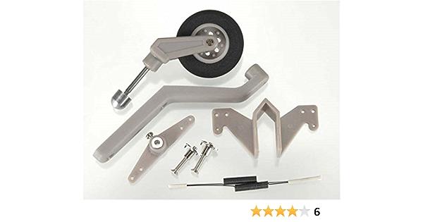 Du-Bro 956 Semi-Scale Tail Wheel System Size 40-90