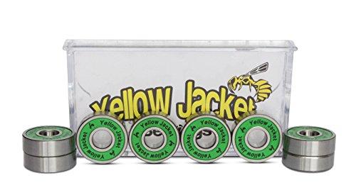 100 Skate Wheel Bearings - 6