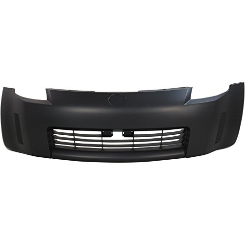 Front BUMPER COVER Primed for 2003-2005 Nissan 350Z