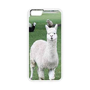 """WJHSSB Cover Shell Phone Case Lama Pacos For iPhone 6 Plus (5.5"""")"""