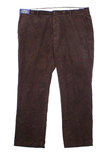 Polo Ralph Lauren Men's Big & Tall Stretch Classic-Fit Corduroy Pants-WB-44Bx30L