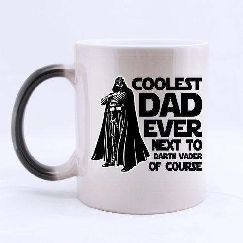 Coolest Darth Vader Creative Custom Design Coffee Mug Novel...