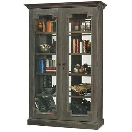 Howard Miller 670 015 Desmond Display Cabinet
