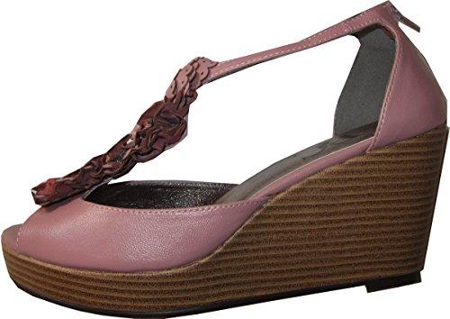 Mauve Femme Escarpins Best Connections Sandale Pour qxFwnZCXfn