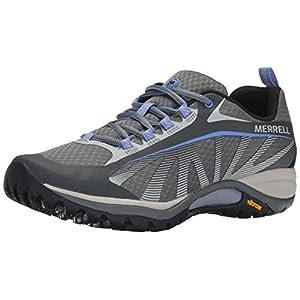 Merrell Women's Siren Edge Shoe, Grey, 10 M US