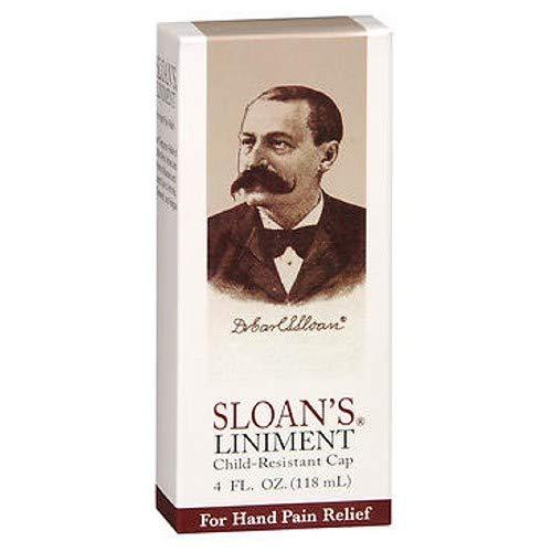 Sloan's Liniment, 4 fl oz