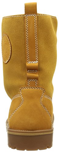 Yellow Dockers Golden by Girls Tan Boots Gerli 910 xUcIzqC