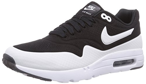 Nike Air Max 1 Ultra Moire, Men's Trainers Black
