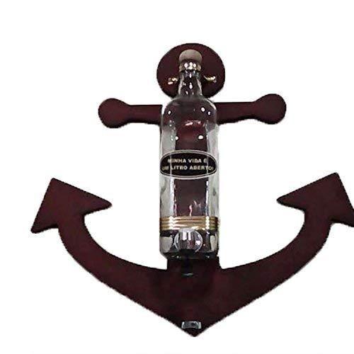 Anchor Decanter (Liquor Dispenser of Anchor Design That Hangs on Wall)