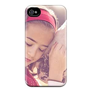New Arrival Premium 4/4s Case Cover For Iphone (horse Love)
