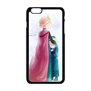 Frozen Princess Elsa and Anna Cell Phone Case for Iphone 6S Plus