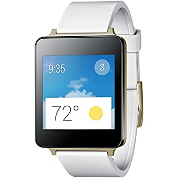 LG Electronics G Watch - White