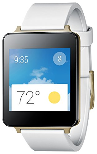 LG Electronics G Watch - Retail Packaging - White
