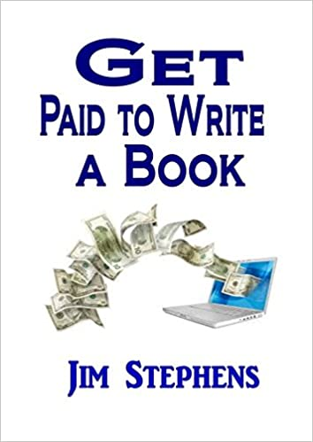 paid to write a book
