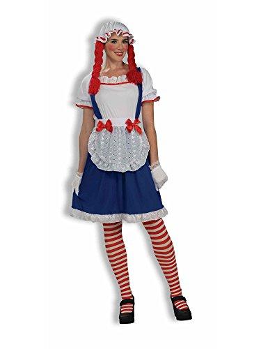 Forum Novelties Raggedy Doll Women's
