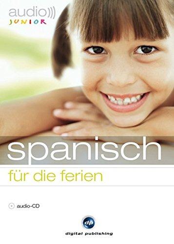 audio junior spanisch für die ferien: Audio-CD
