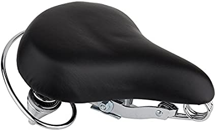 Bicycle Banana Seat SADDLE SunLite POLO BLACK